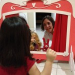 Julie's First Puppet Show