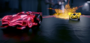 Anki Drive - Adventures in CG Supervision