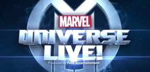 Projections for Marvel Universe Live!