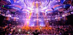 OMNIA - Las Vegas Nightclub Mega-Installation