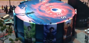 Heroes Reborn Experience at Comic Con 2015